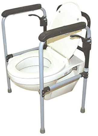 Buy Vissco Toilet Safety Rails - Universal Online at Low Prices in ...