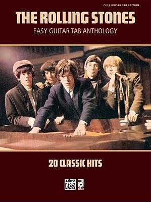 [(The Rolling Stones Easy Guitar Tab Anthology )] [Author: Alfred Publishing] [Jun-2009] ebook