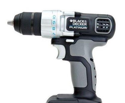 Black & Decker Adjustable Drill - 6