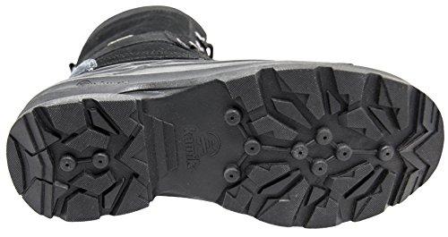Kamik Mens Nationplus Boot Zwart / Charcoal