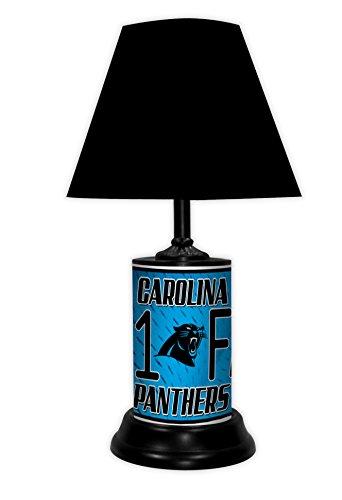 Carolina Panthers Table LAMP ()