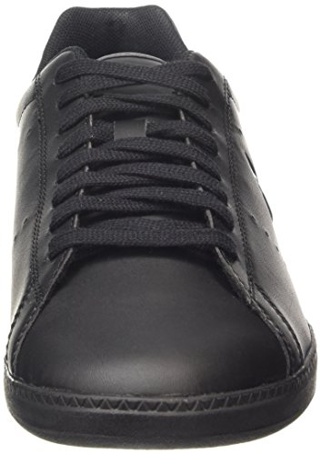 Le Coq Sportif Courtone S Lea - Zapatillas de deporte Hombre Negro - negro