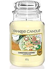 Yankee Candle Duża świeca w szkle
