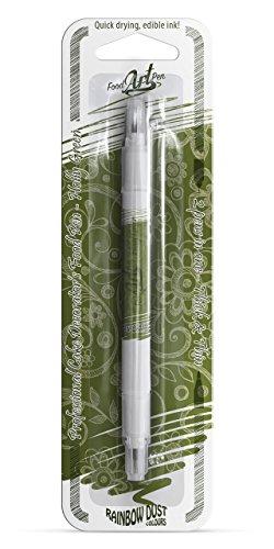 holly-ivy-green-rainbow-dust-food-colour-pen