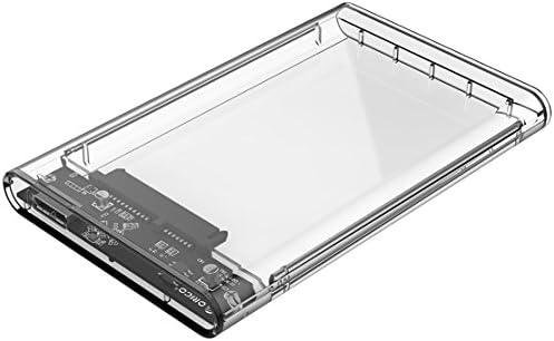 ORICO caja de disco duro USB 3.0 con UASP para HDD y SSD SATA III ...