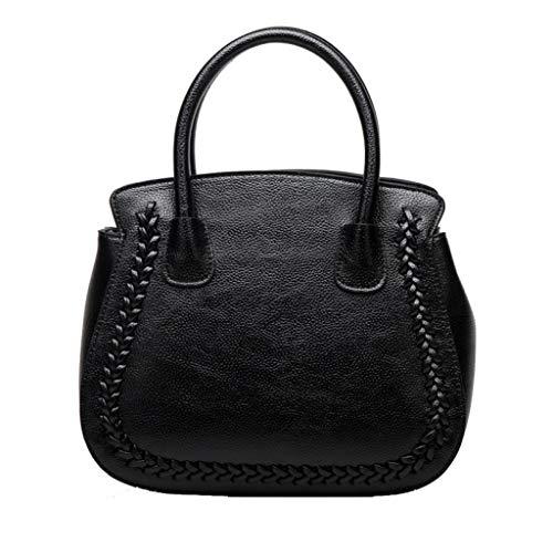 Da colore 45in Gray Tracolla Semplice Donna 5 Daypack Per 48 7 91 Dimensioni Viaggio A Grande 9 Nero Borsa wHx144