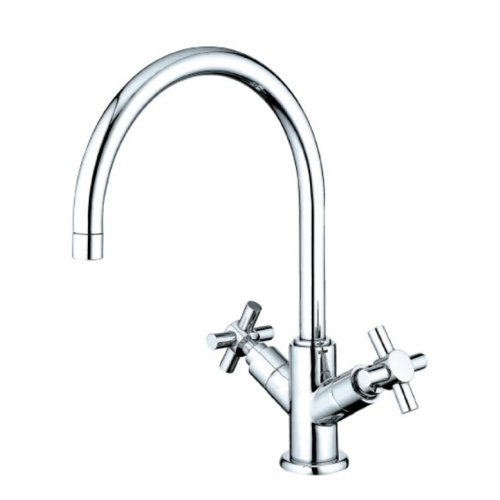 Sink Bathroom Concord - Kingston Brass KS8261JX Concord Vessel Sink Faucet without Pop-Up and Plate, 8-1/2