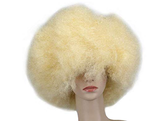 Kurop Unisex Afro Wig Fancy Costume Funny Wig
