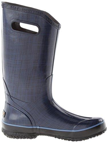 Bogs Women's Indigo Rain Boot Linen faBZqf0