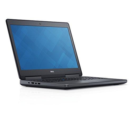Dell Precision 7510 Mobile Workstation Laptop, Intel Core i7-6820HQ, 8GB DDR4, 1TB Hard Drive, Windows Pro 10 C8G1Y
