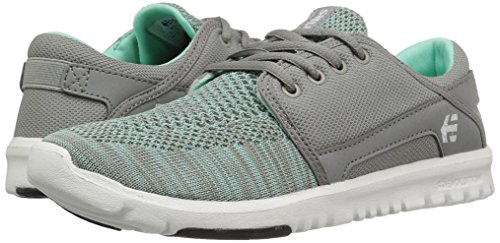 Etnies Scout Yb W's, Color: Grey, Size: 37.5 Eu / 7 Us / 5 Uk