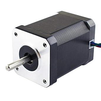 high torque nema 17 bipolar stepper motor 92oz ForNema 17 Stepper Motor Torque