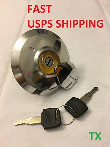 (Fuel Gas Tank Locking Cap For Honda Nighthawk Custom CB125 CB450 CB650 CB750 CB900 CB1000 CBX125 VF500 Interceptor)