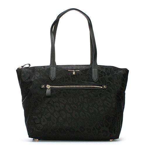 Michael Kors Leopard Handbag - 4