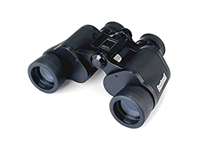 Bushnell Falcon 133410 Binoculars with Case (Black, 7x35 mm) by Bushnell