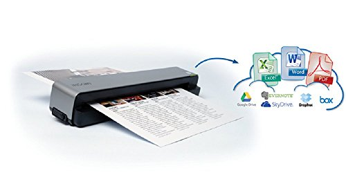 IRIScan Anywhere 3 Wireless Portable 600 dpi Color Scanner