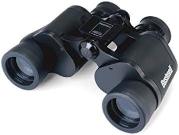 Bushnell Falcon 133410 Binoculars with Case (Black, 7x35 mm)