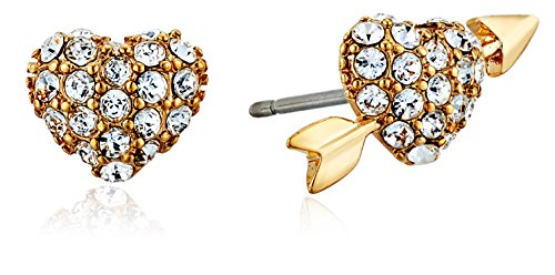 kate spade new york Heart and Arrow Stud (Arrow Heart)