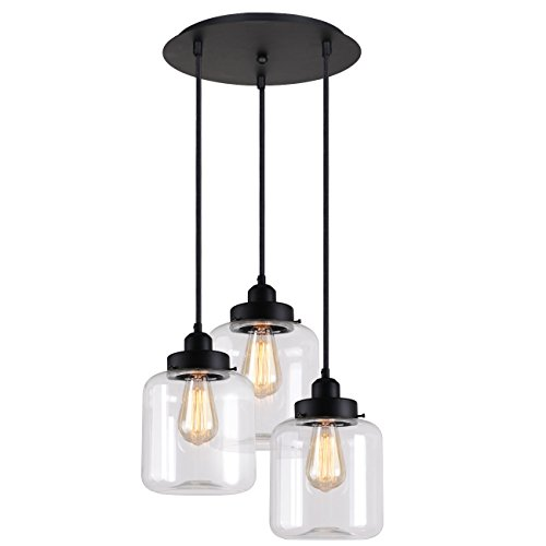 Multi Pendant Foyer Light in US - 4