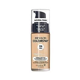 REVLON ColorStay Makeup For Normal/Dry Skin, Buff, 1 Fl. Oz (Pack of 1)