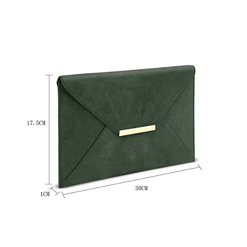 Chain Smith Metal Bag Anna Strap Clutch Golden Evening Green Woman With dXqvgqw0