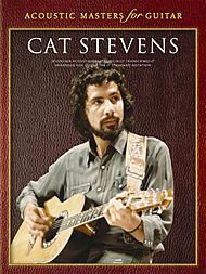 Music Sales Cat Stevens Acoustic Masters for Guitar (Cat Stevens Guitar Tab)