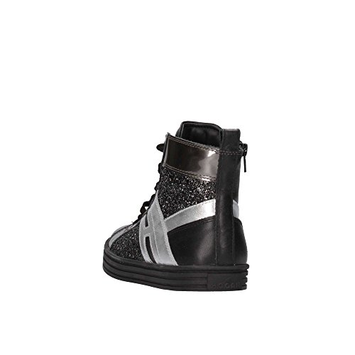 Hogan Junior HXC1410U771E497825 Sneaker Kind Schwarz
