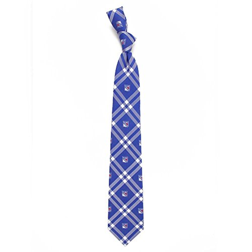 (NY Rangers Rhodes Neck Tie Eagles Wings)