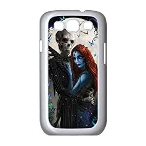 Samsung Galaxy s3 9300 White Cell Phone Case The Nightmare Before Christmas LWDZLW0991 Plastic Unique Phone Case Cover