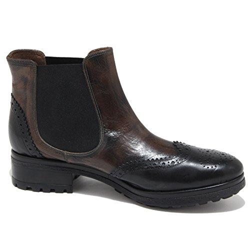 Donna Sax 6212n Women Boots marone Nero Marrone Stivaletti Beatles Nero aRaqAwtSx