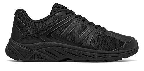 (ニューバランス) New Balance 靴?シューズ レディースウォーキング New Balance 847v3 Black ブラック US 9 (26cm)