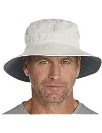 00248d00574 UPF 50+ Men s Women s Reversible Bucket Hat - Sun Protective. Coolibar