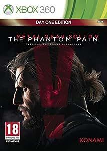 METAL GEAR SOLID V - THE PHANTOM PAIN (XBOX 360 PAL)