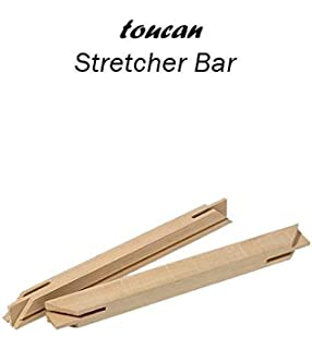 Canvas Stretcher Bars Professional Gallery Canvas Frame 38mm Sold by Box Qty
