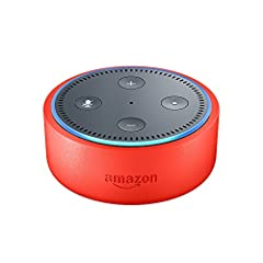 THE FIRST ECHO FOR KIDS Introducing a hands-free, voice-controlled speaker with Alexa, designed with kids in mind. Echo Dot Kids Edition can play age-appropriate music, answer questions, tell stories, and more. Includes a black Echo Dot, a 1-...