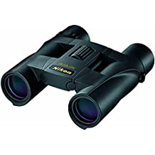 Nikon 8263 ACULON A30 10x25 Binocular (Black) (Certified Refurbished)