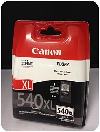 XL – Cartucho de Tinta para Impresora Canon Pixma MG3255 MG 3255 ...