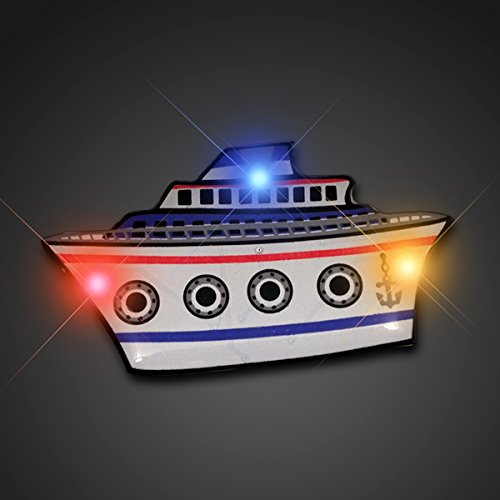 Set of 25 Cruise Ship Body Light LED Blinkies