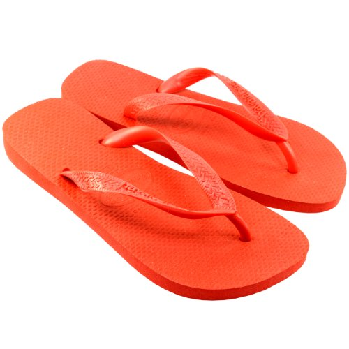 Ruby Adults Unisex Flip Flops h4000029 2797 Havaianas Red AB8xn8P