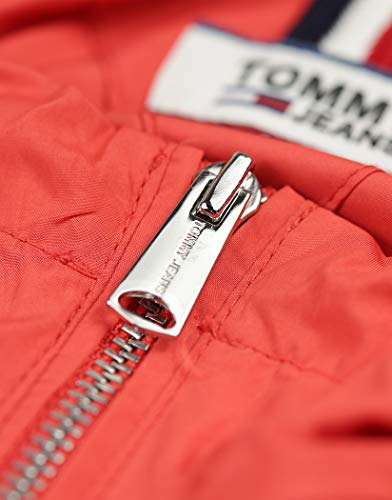 Poppy Red Donna Giacca Tommy Jeans 0qtTtwAx