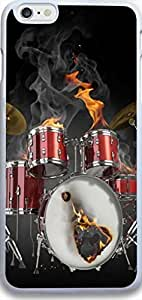 Case for iphone Viwell iPhone 6 Plus(5.5 inch) Case 2015 Personality High Quality Abstract Cool Agni drums