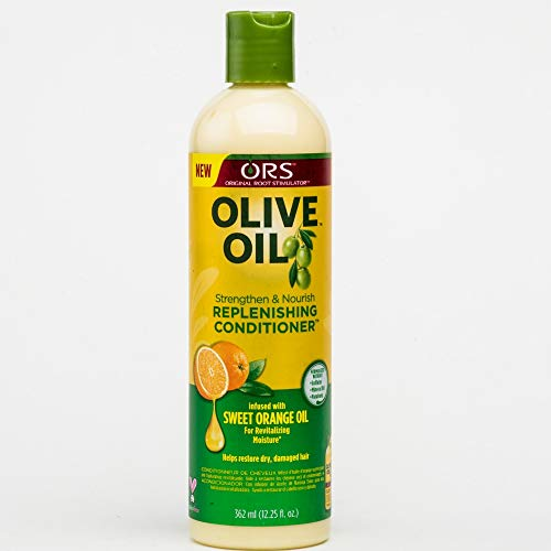 Ors Olive Oil Conditioner Replenishing 12.25 Ounce (362ml) (2 - Olive Root Organic Oil