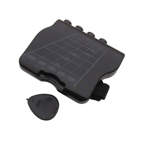 OSTENT Guitar Grip Controller Hero ON Tour Game Compatible for Nintendo DS Lite NDSL Console