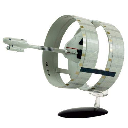 Star Trek Starships Spec. U.S.S. Enterprise XCV-330 & Mag. ()