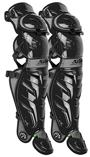 All-Star Adult System 7 Axis Catcher's Leg - Star Catchers All Baseball Gear
