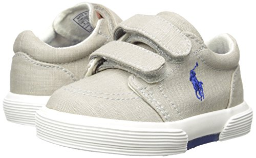 Pictures of Polo Ralph Lauren Kids Boys' FAXONIIEZ GY Grey/Royal 4