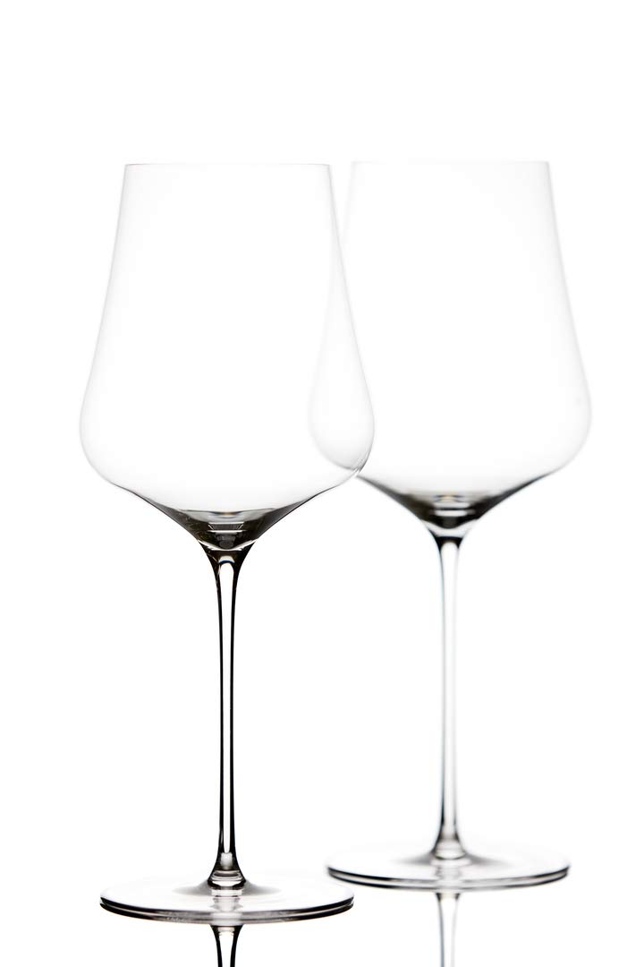 Gabriel-Glas -Austrian Crystal Wine Glass - ''StandArt'' Edition - Set of 2 by Gabriel-Glas (Image #3)