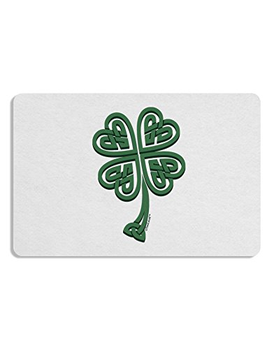 (TooLoud 3D Style Celtic Knot 4 Leaf Clover Pack of 4 Placemats)