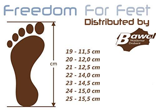Pour Doux Semelles Avec À Leder L'air En Cuir Feet Perméable For 3f option Bébés Einlegesohlen Freedom Chaussures Zusätzlich tXqw8UC