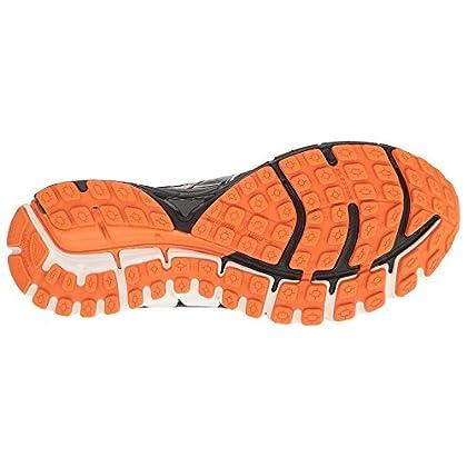 6fea5f33cfc ... Brooks Men s Adrenaline GTS 17 Black Anthracite Red Orange 10.5 D US